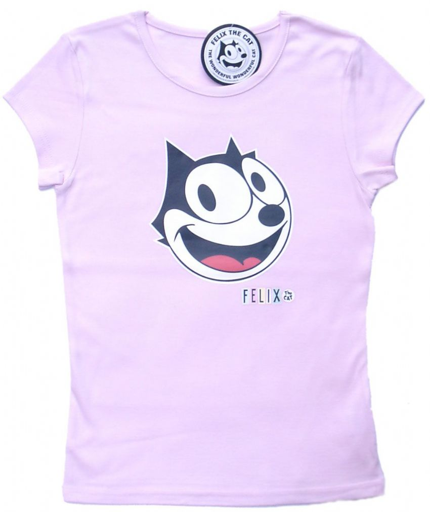 Felix The Cat T Shirt Happy Felix